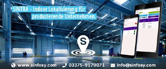 SINTRA - Indoor Lokalisierung von Sinfosy