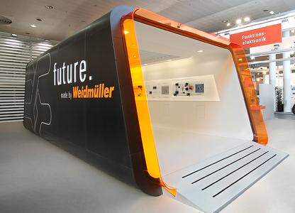 future made by weidm ller ideen f r die zukunft der dezentralen automatisierung pr sentiert. Black Bedroom Furniture Sets. Home Design Ideas
