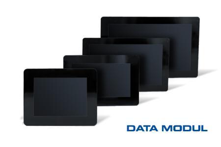 DATA MODUL stellt neue easyTOUCH Display Entry Line vor