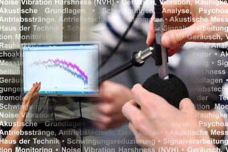 """In der Ingenieurausbildung wird das interdisziplinäre Thema NVH (Elektrotechnik und Schwingungstechnik) zumeist nicht ausreichend behandelt. Genau hier kommt das HDT mit einer Reihe von spezifischen Weiterbildungen ins Spiel, darunter die beiden Seminare """"NVH Elektrische Antriebe – Vibrationen und Geräusche"""" und """"Grundlagen der Schwingungstechnik und Zustandsüberwachung – Condition Monitoring"""" sowie die Fachtagung """"TEST/RIG""""."""