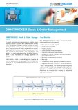 Product Flyer: OMNITRACKER Stock and Order Management