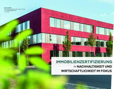 Cover Buch Immobilenzertifizierung