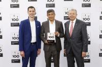elektroplan-schneider gehört zu den Top-Innovatoren des Deutschen Mittelstandes und wurde mit dem TOP 100-Siegel ausgezeichnet