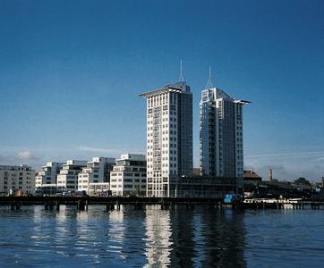 IMS bezieht neue Büroräume in Berliner TwinTowers (C) TwinTowers/WALTER-Immobilien EAW Berlin GbR