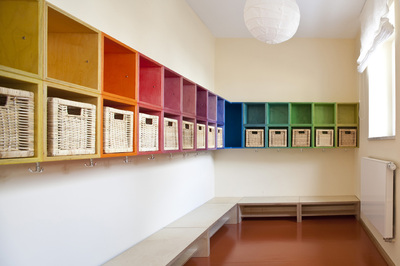 daw er ffnen kinderkrippe caparol farben lacke bautenschutz gmbh pressemitteilung. Black Bedroom Furniture Sets. Home Design Ideas