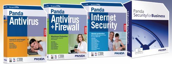 Panda Packet