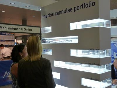 Medos Medizintechnik AG gets a visual makeover