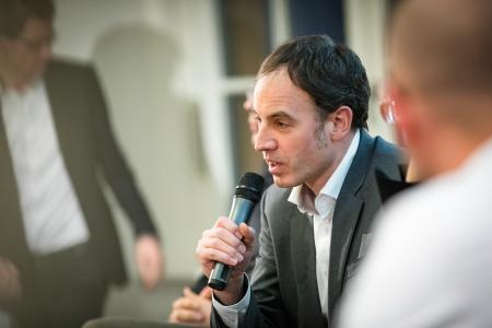 Dr. Arnd Haller, Leiter Rechtsabteilung Google Germany GmbH