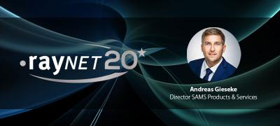 Andreas Gieseke, Director SAM Products & Services, interviewed at the SAMS 2019