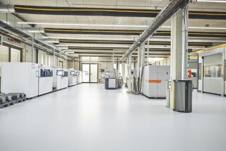 End-to-end digital additive manufacturing process chain with Siemens' NX