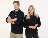 Ben Readings, Channel Manager Ekaterina Timofeeva, Channel Marketing & Sales