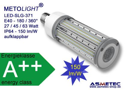 METOLIGHT LED Straßenlampe SLG 371