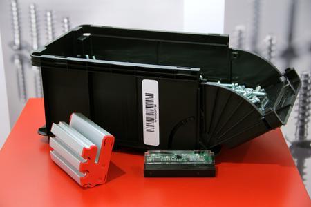 Der iBin®WP (Workplace) und seine Komponenten
