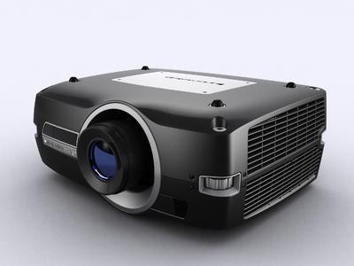 Der neue 3D-High-Performance-Projektor F85 von projectiondesign