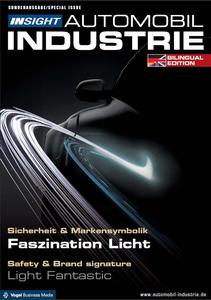 Faszination Licht – Das Supplement in »Automobil Industrie« 11/2010. Foto: »Automobil Industrie«