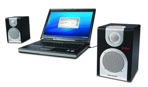 DESK ROCKER von ION Audio - Klanggenuss und Auto-Recording in einem