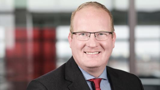 Thomas Brüse, General Manager of tedrive Steering Systems GmbH, heads up the Knorr-Bremse Group's newly formed Center of Competence Steering / © Knorr-Bremse