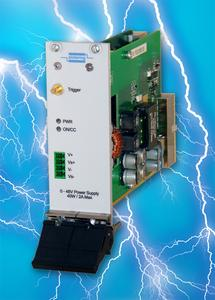 Pickering Interfaces veröffentlicht neues PXI Power Supply