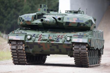 Leopard2PL Rheinmetall 1DX 3601