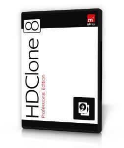 Boxshot HDClone 8
