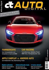 Computermagazin c'tin seinem aktuellen Sonderheft Auto Digital