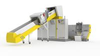NGR presents modified L:GRAN recycling machine with new design at PLAST 2012 in Milano!