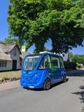 NAF-Bus AutoNom in Keitum auf Sylt