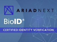 ARIADNEXT receives FIDO accreditation  powered by BioID liveness detection