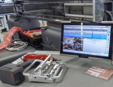Mobile Montage mit dem ELAM-System2