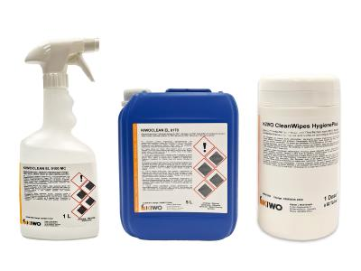 Die KIWOCLEAN® EL-Serie von Kissel+Wolf ist geeignet für die Reinigung von SMD-Schablonen, fehlgedruckten Leiterplatten, Lötrahmen, Kondensatfallen, Lötofen und Lötanlagen sowie Schablonen-Unterseite.