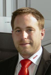 Stefan Geutjes, Area Sales Manager Europe