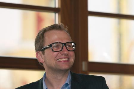 Michael J. Kräftner, CEO, celum GmbH