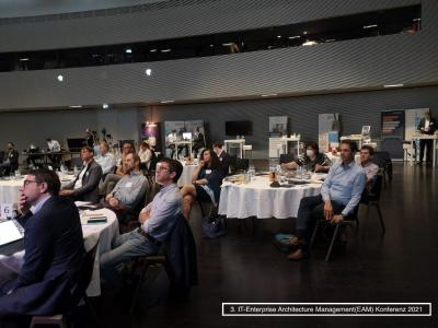 3.HYBRID IT-Enterprise Architecture & Data Architecture Management (EAM) Hybrid-Konferenz