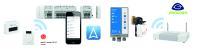 2012 erfolgt der Einstieg in die individuelle Gebäudeautomation mit AFRISO Smart Home. Das funkbasierte System ermöglicht die Vernetzung intelligenter Sensoren und die Digitalisierung von bewährten Haustechnikprodukten
