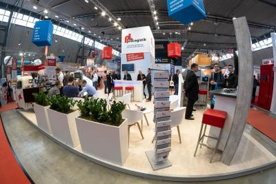 Applikationen für die digitale Transformation - proLogistik auf der LogiMAT 2020