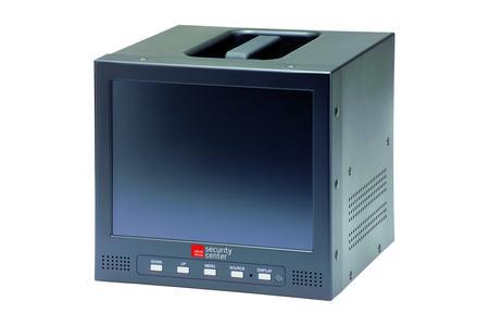 """DVR und 8"""" Monitor in einem Kompaktgerät: Der TV8920 von Security-Center"""
