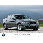 The new BMW 3 Series Saloon and Touring