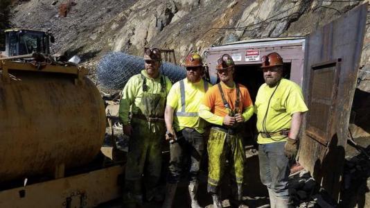 The Mining Team
