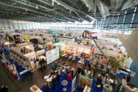 Die internationale Erfindermesse iENA ist der jährliche Treffpunkt in Nürnberg.