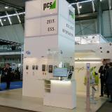 Besuchermanagement und die Erweiterung Lieferverkehrsmanagement sorgen für eine effiziente Organisation auf dem Werksgelände, präsentiert von PCS in Halle 1, Stand C.07 auf der Zukunft Personal Süd in Stuttgart