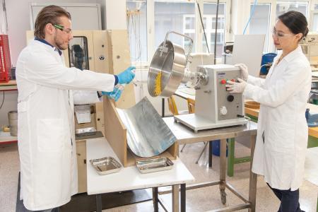 Neues berufsbegleitendes Fernstudium: Industriepharmazie (B.Sc.) / Foto: Hochschule Kaiserslautern