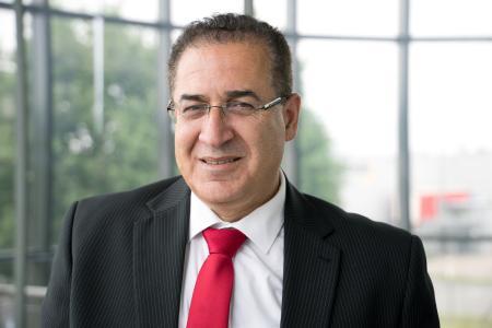 Dr. Abaid Goda, Senior IT Manager Schnellecke Logistics