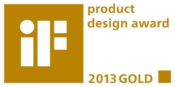 In der zum iF product design award zählenden Unterkategorie building ist die Serie R.classic 2013 alleiniger Preisträger.