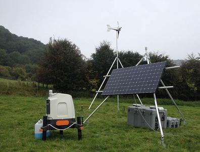 SFC Energy Announces Integration of its EFOY Fuel Cell into ZephIR Wind Lidar's Power Product