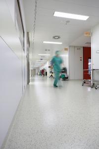 nora systems BG Klinik FFM