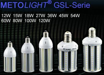 METOLIGHT LED-Straßenlampen Serie SLG