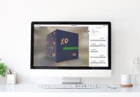 Kurz Dreamcomposer software enables 3D visualization of packaging enhancement alternatives / Photo: Kurz