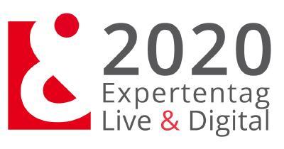Logo Expertentag Live & Digital 2020