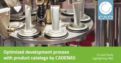 Case Study: Digital product catalogs by CADENAS optimize development process for production lines