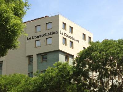 Bürogebäude in Lyon Frankreich